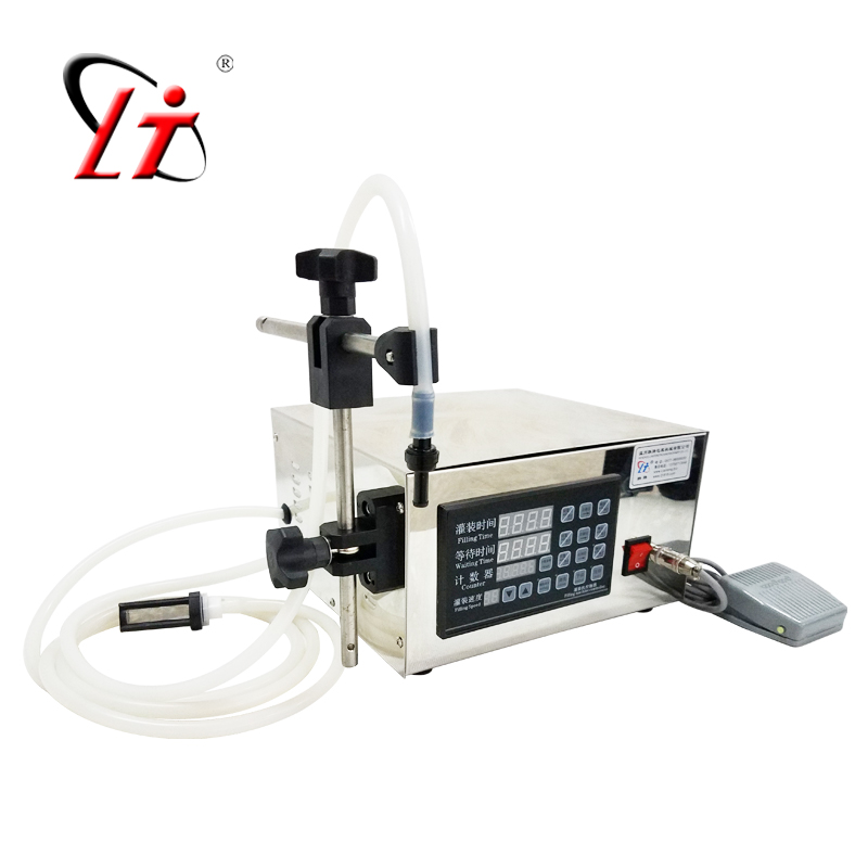 LT-130 liquid filling machine