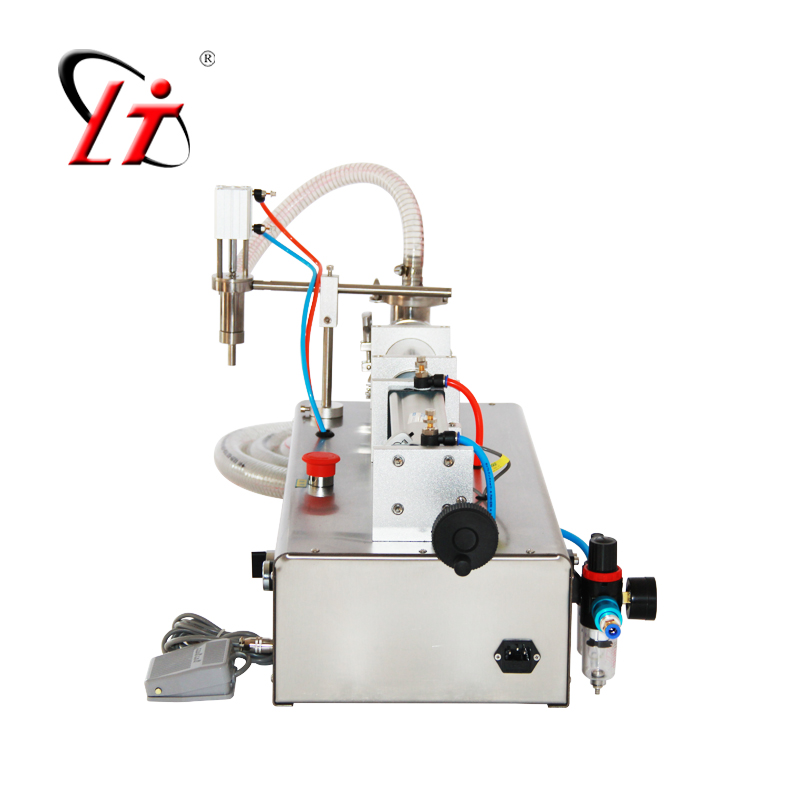 G1WY liquid filling machine