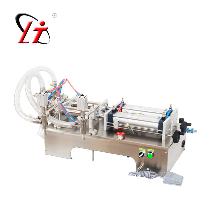 G2WY liquid filling machine