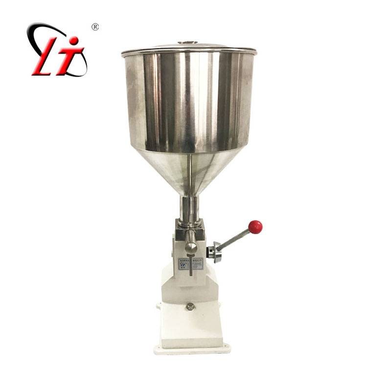 A03 Hand pressure filling machine Featured Image