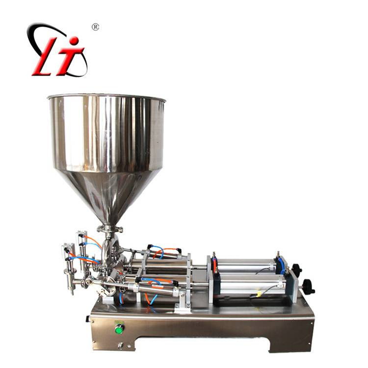 G2WG Double head Paste filling machine Featured Image