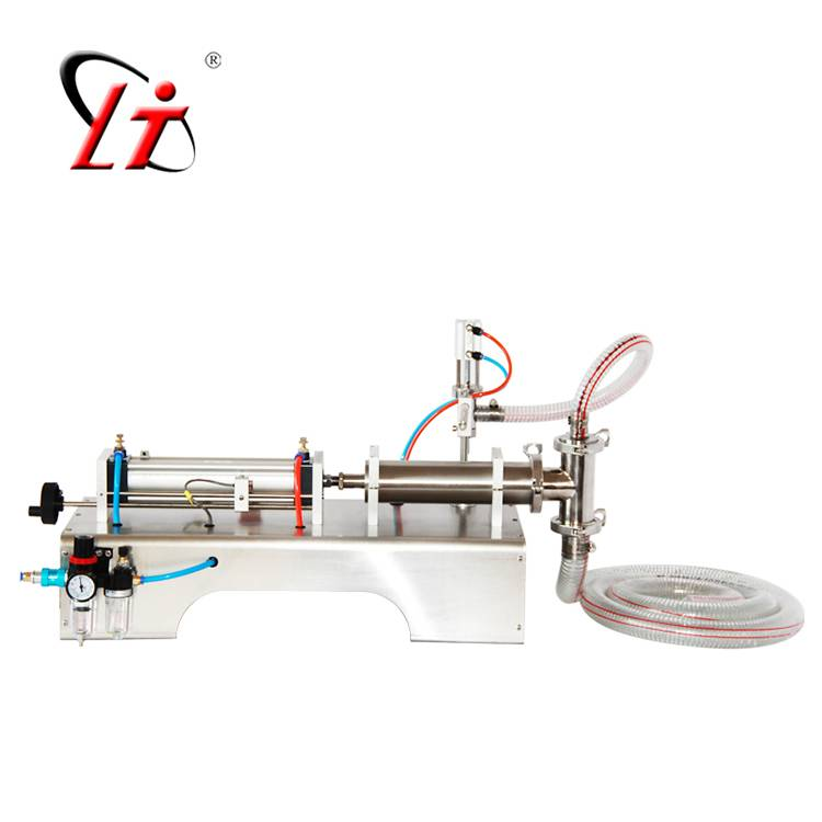 G1WY One head liquid filling machine