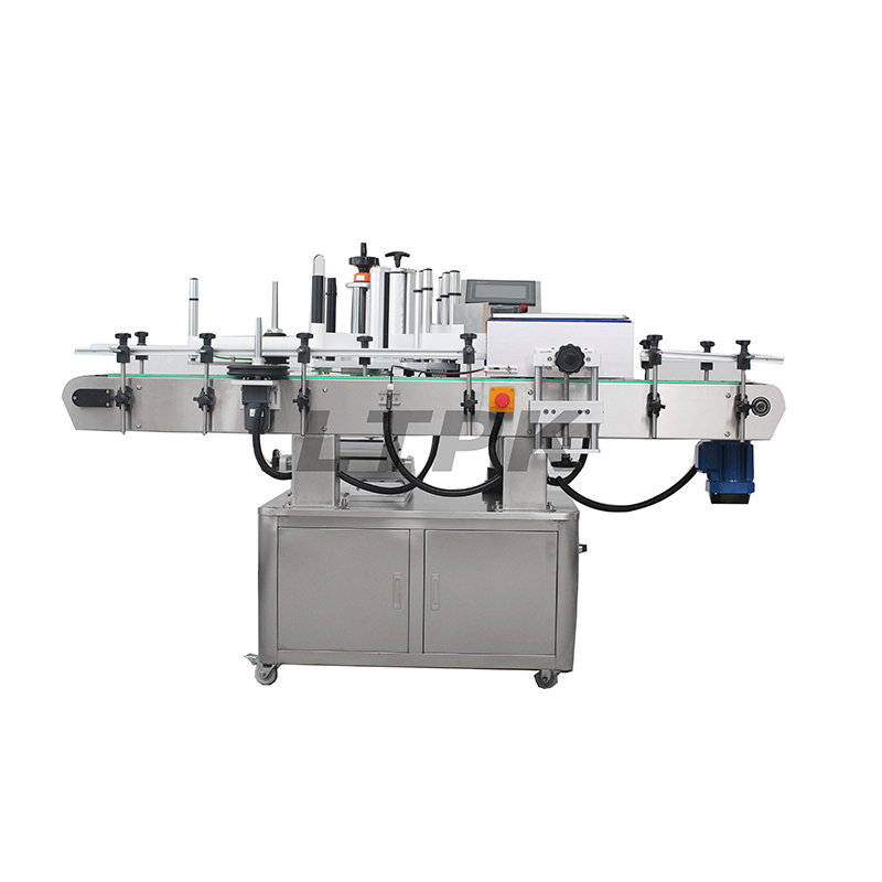 LT-220-A Automatic vertical labeling machine