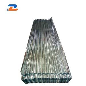 One of Hottest for Hot Dip Aluminizing Steel Sheet - Galvanized Roofing Sheet – Lueding