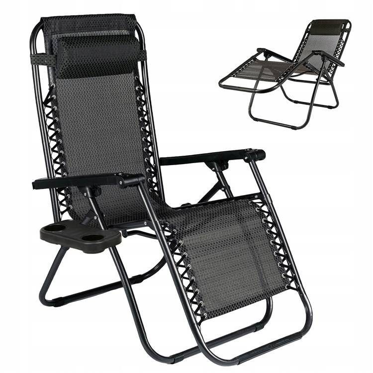Conventional Zero Gravity Chair Folding Beach Chair Featured Image