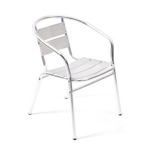 Alum. 5-sheet Outdoor garden Chair