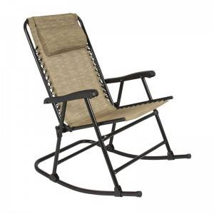 Zero Gravity Folding Chair with rocking