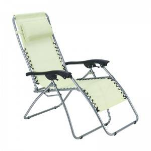 China Garden Furniture Clearance Supplier - Zero Gravity Chair with different color tube – Luqi