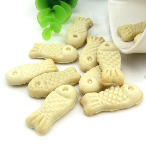 Factory wholesale Wholesale Dog Dental Chews - LSBC-08 Biscuit in Fish Shape – Luscious