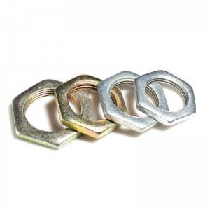 Stainless Steel Hex Panel Nuts