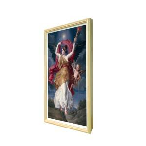 Smart Clear GIF 21.5 inch Digital Picture Frame Display