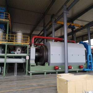 Factory Price Tyre Pyrolysis Project - Batch Type Waste Tire Pyrolysis Plant – LYBH