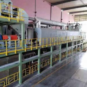 Factory wholesale Full Continuous Pyrolysis Plant 20tpd~100tpd - Waste Plastic Pyrolysis Plant – LYBH