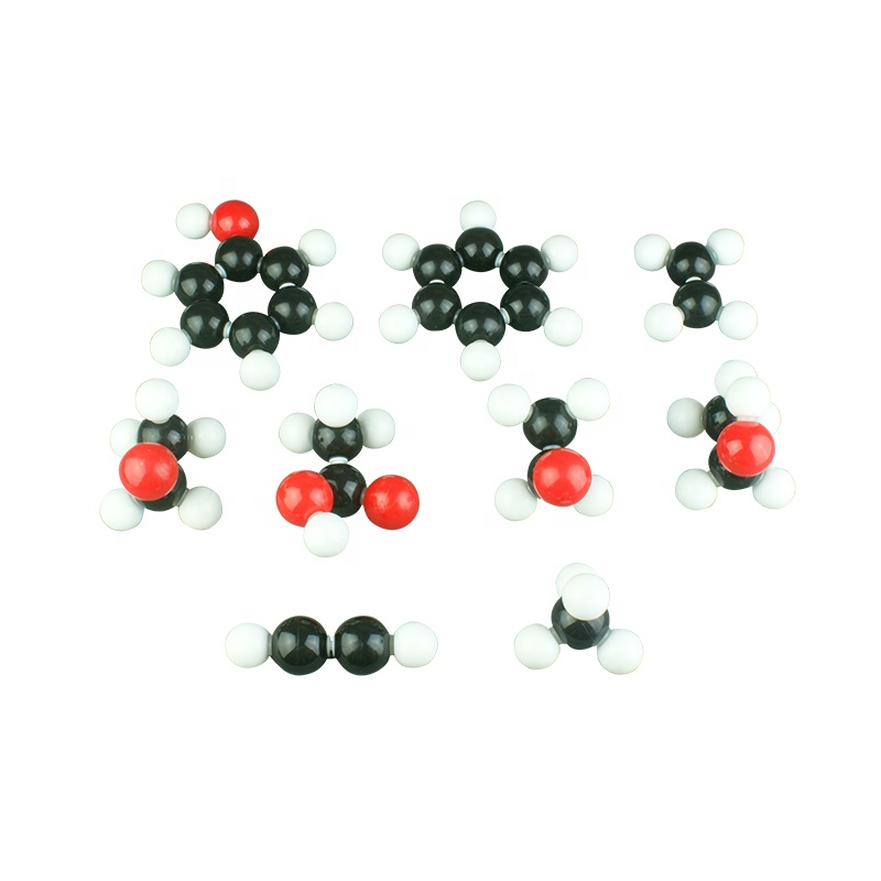 Methane -Molecule Structure Model