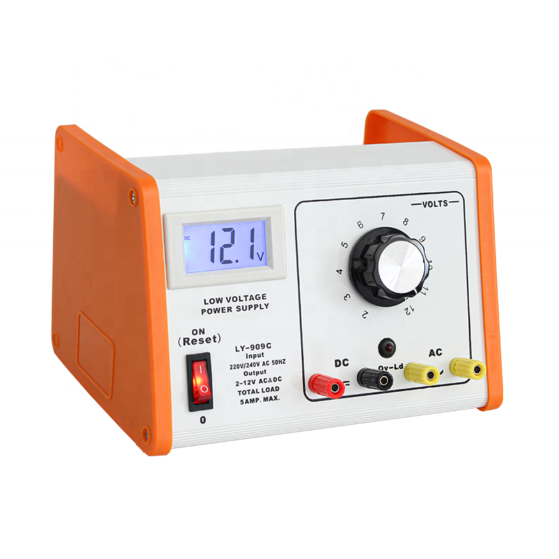 Adjustable AC DC Regulated Lab 12v 5a Power Supply