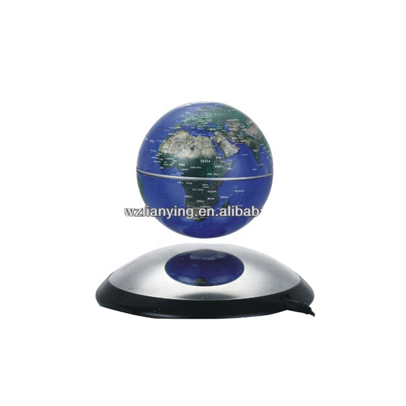 magnetic suspension world globes student turning series