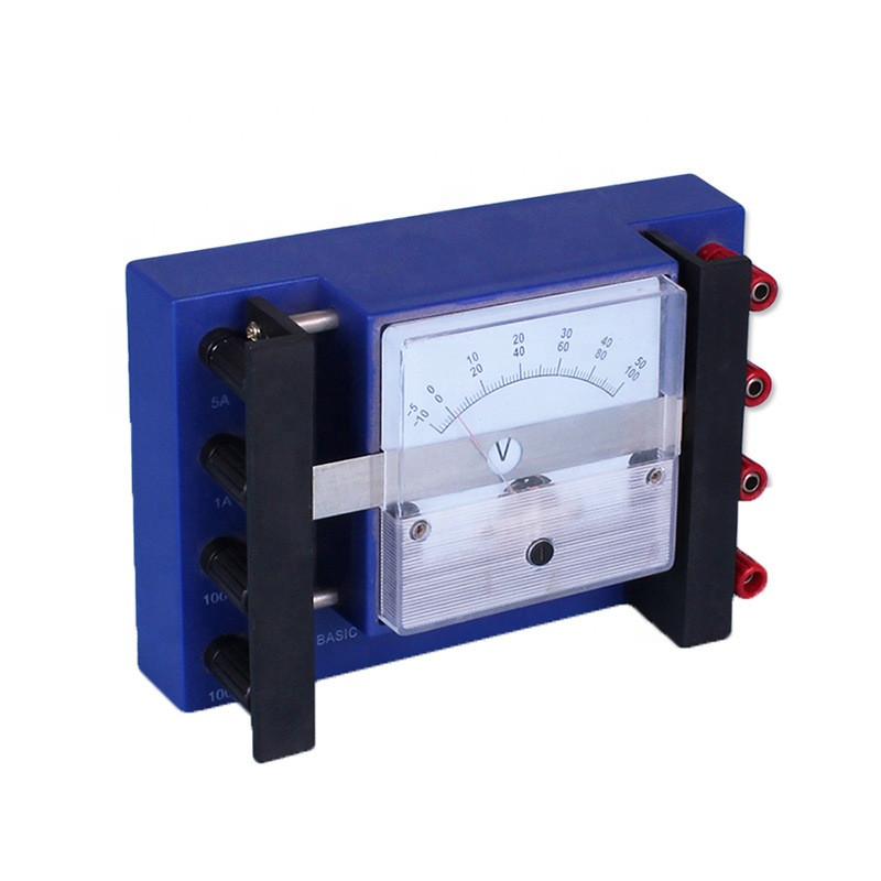 High Quality 1a Analog Ammeter - teaching Meter/teaching instrument/ DC Ammeter-Voltmeter/EDUCATION METER – Lianying