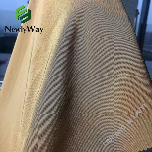 Professional China Soft Mesh Fabric - Medium thickness nylon spandex stretch mesh knit fabric for pocket – Liuyi