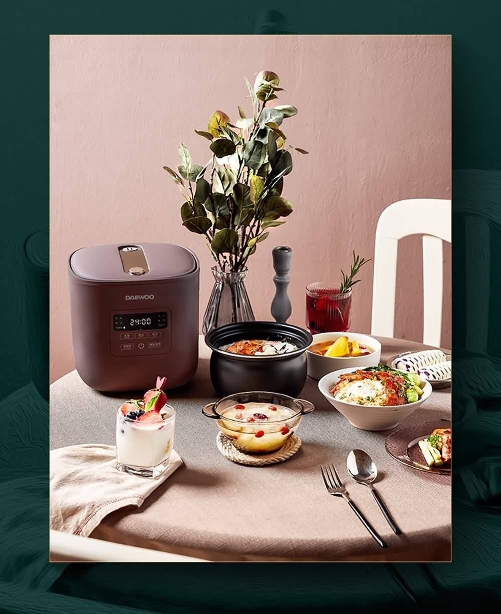1.6L Low Sugar Rice Cooker (1)