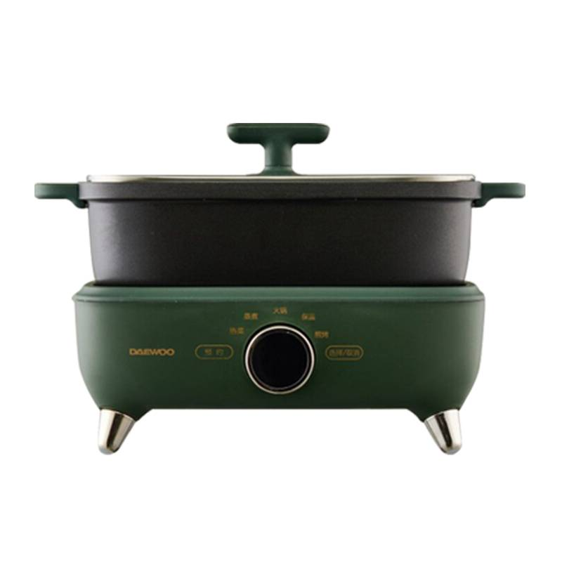Rapid Delivery for Commercial Steam Cooker - Multi-functional cooking pot – Meiling