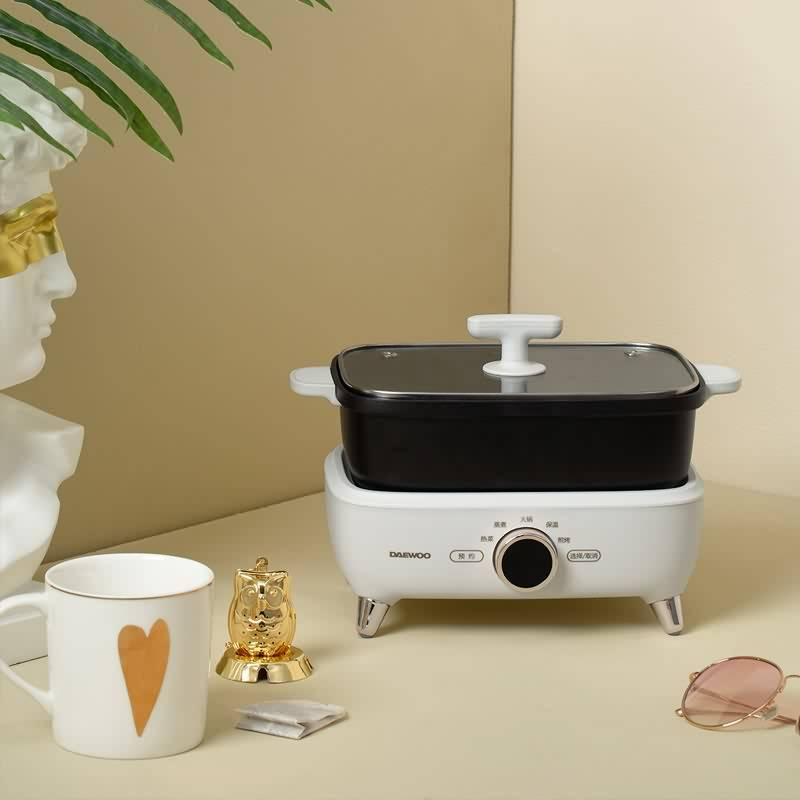 High Performance Food Warmer Box Electric - Multi-functional cooking pot – Meiling