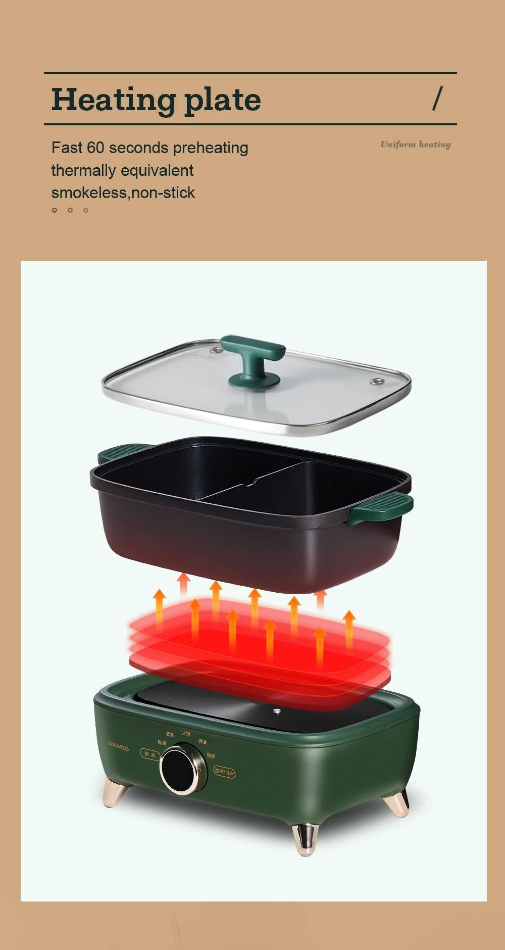 Multi-functional cooking pot (2)