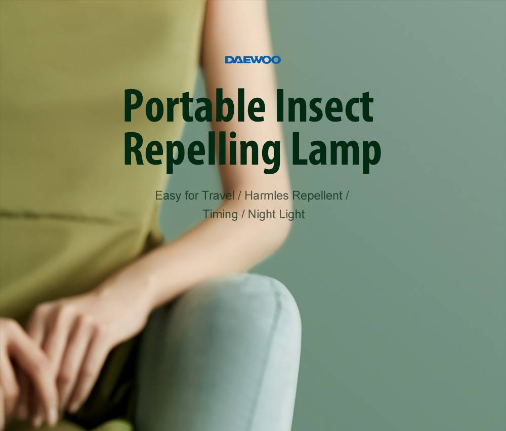 Portable Insect Repelling Lamp (1)
