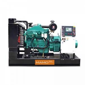 Hot sale 100kva Electric Generator - Cummins – Mamo