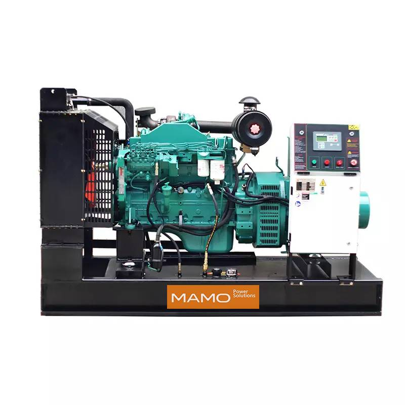 Good Quality Open Diesel Generator - Cummins – Mamo detail pictures