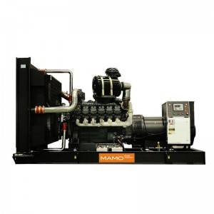 Cheap price 64kw Silent Generator Set - Doosan – Mamo