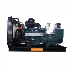 High Quality Diesel Generator With Cummins Engine - Doosan – Mamo