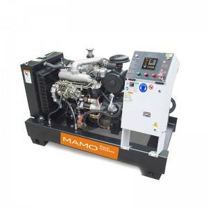 Bottom price Silent Generator 40kw - ISUZU – Mamo