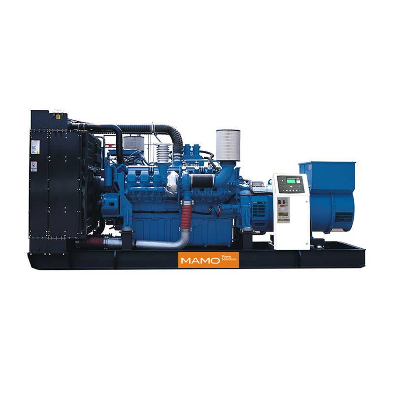 High reputation 80kva Generator - MTU – Mamo