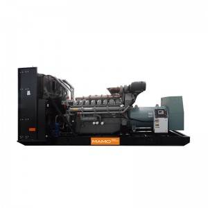 Super Lowest Price Water Cooled Diesel Generator - ISUZU – Mamo