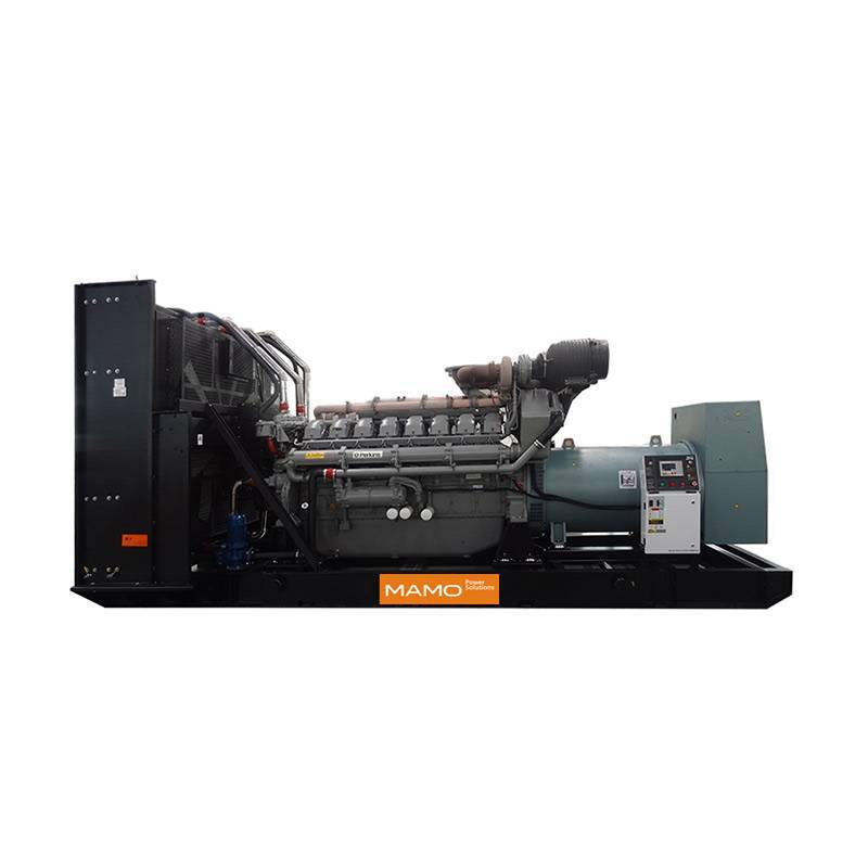 Cheap price 64kw Silent Generator Set - Perkins – Mamo