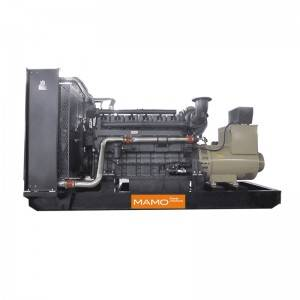 New Arrival China Technology Power 30kva Diesel Generator Set - Shanghai MHI – Mamo