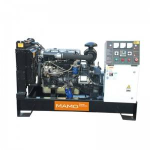 2020 wholesale price With Cummins Engine Generator - Cummins – Mamo