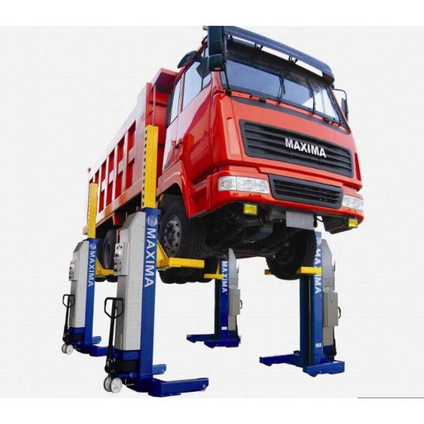 China Supplier Cabled Bus Lift - Wireless Model – MIT