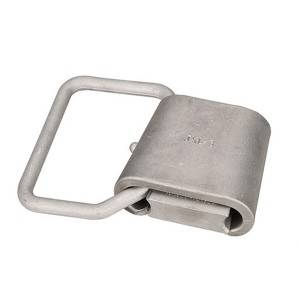 professional factory for Wedge Type Dead End Clamp - Grounding wedge clamp – WANXIE