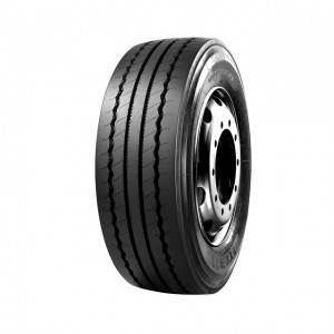 2020 China New Design Tow Trailer - 385/65R22.5 TRUCK TIRE WITH SASO CERTIFICATE CHINA FACTORY – MBP