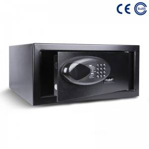 Wholesale Side Open Embedded Safe Box for Hotel Room  K-BE528