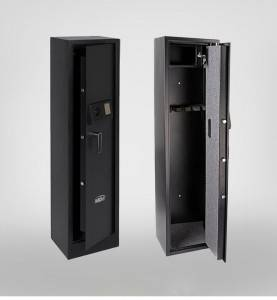 Wholesale Hot Sell Lcd Digital Safe For Office Safe And Home Safe - Partition Electronic Gun Safe Cabinet Rifle Security Safe – Mdesafe