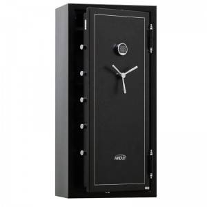Home Gun & Rifle Safes with Door Pocket