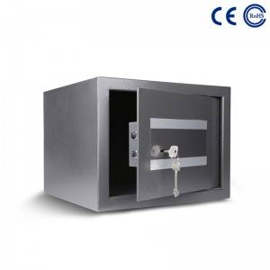 Custom Size Mechanical Key Safe Box with Home use K-T17