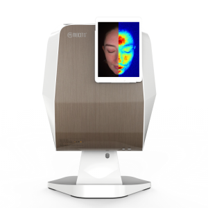 Europe style for 3d Skin Analysis - Professional Skin Analyser Golden Color For Facial Spa – Meicet