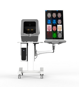 China wholesale Treatments For Skin Texture - Dermalogica Face Mapping 3D Digital Facial Skin Analyzer Machine – Meicet