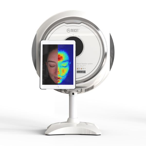 2020 New Style Facial Analyzer - Smart AI Digital Skin Analysis Facial Imaging System For Beauty Salon – Meicet