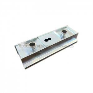Professional China Magnetic Tool - 0.5m Length Magnetic Shuttering Profile System – Meiko