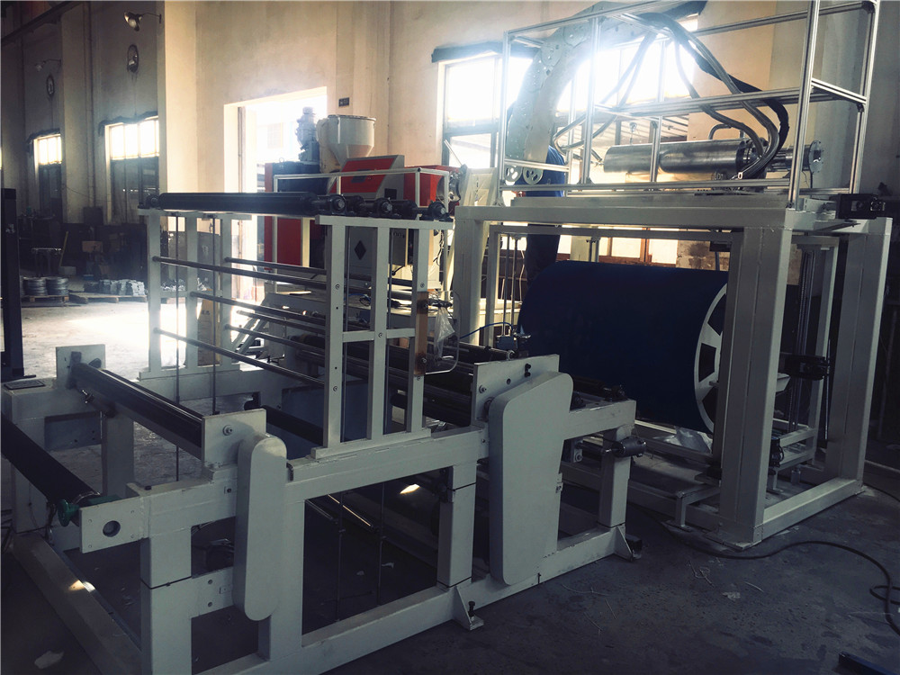 1.2m melt-blown fabric production line