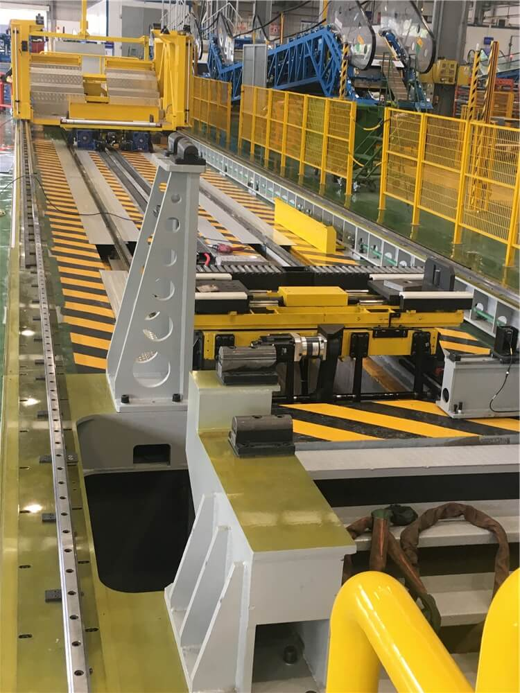 Escalator assembly tooling site picture 4